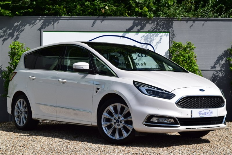 used Ford S-Max VIGNALE TDCI in cranbrook-common-kent