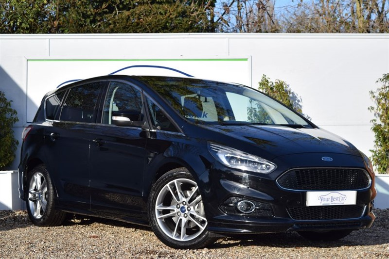 used Ford S-Max TITANIUM SPORT TDCI with X PACK in cranbrook-common-kent