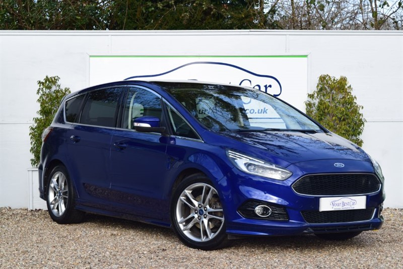 used Ford S-Max TITANIUM SPORT TDCI in cranbrook-common-kent