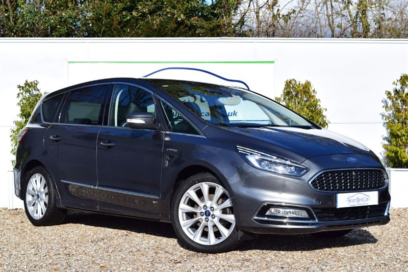 used Ford S-Max VIGNALE TDCI AWD in cranbrook-common-kent