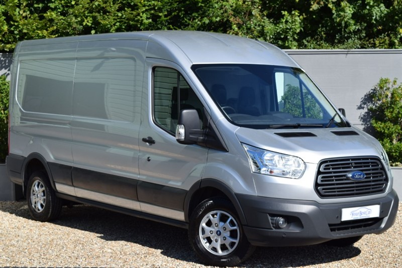 used Ford Transit 350 L3 H2 P/V in cranbrook-common-kent