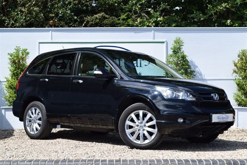 used Honda CR-V I-DTEC EX with Sat Nav and Twin Sunroofs in cranbrook-common-kent