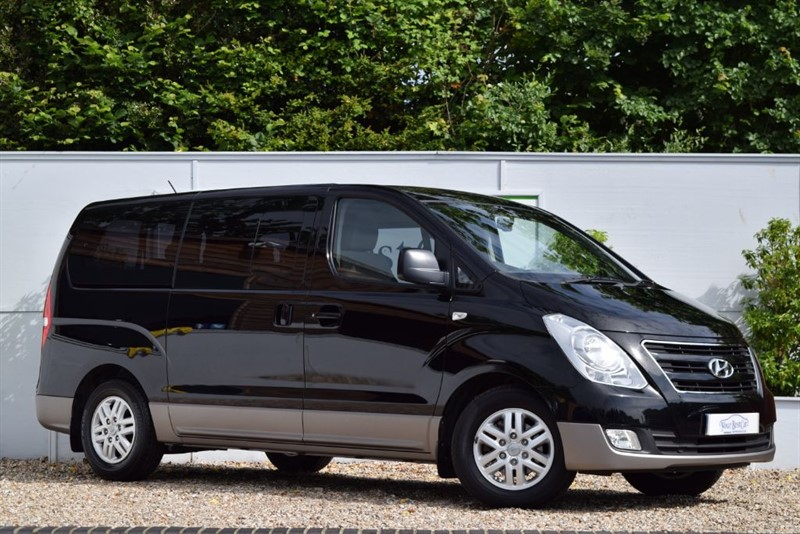 used Hyundai i800 CRDI SE (EURO 6 + 8 SEAT + VATQ) in cranbrook-common-kent