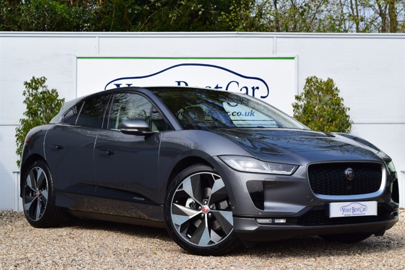 used Jaguar I Pace FIRST EDITION in cranbrook-common-kent