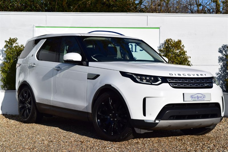 used Land Rover Discovery TD6 HSE LUXURY in cranbrook-common-kent