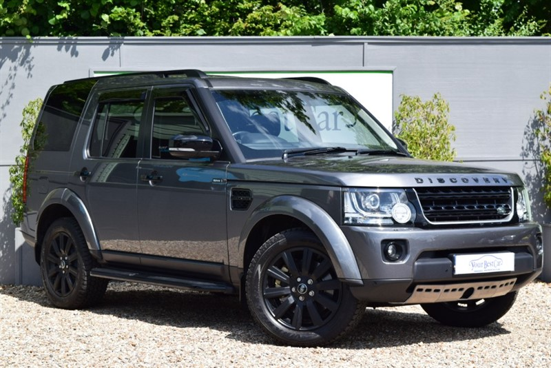used Land Rover Discovery SDV6 HSE LUXURY in cranbrook-common-kent