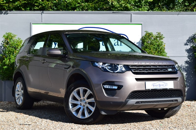 used Land Rover Discovery Sport TD4 SE TECH in cranbrook-common-kent