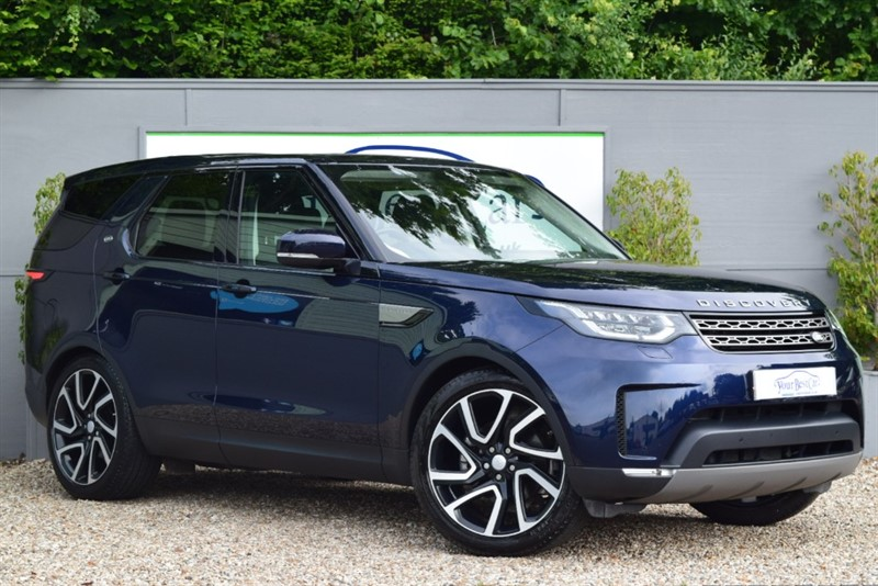 used Land Rover Discovery 3.0 TD6 SE Auto 4X4 in cranbrook-common-kent