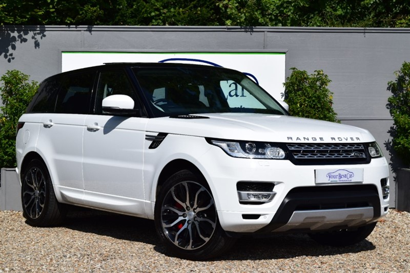 used Land Rover Range Rover Sport SDV6 HSE in cranbrook-common-kent