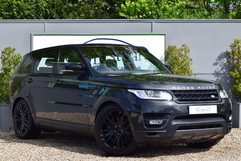 used Land Rover Range Rover Sport SDV6 HSE DYNAMIC in cranbrook-common-kent