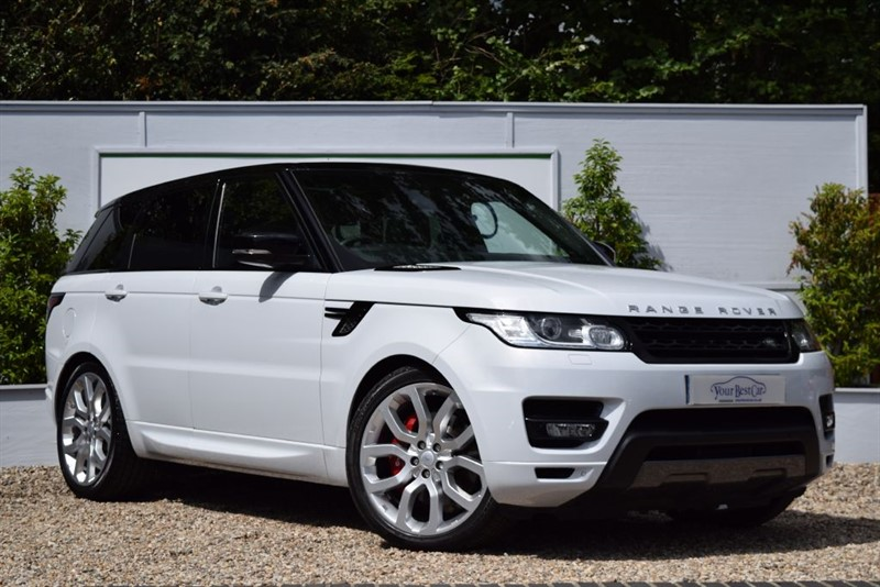 used Land Rover Range Rover Sport SDV6 306bhp HSE DYNAMIC (AUTOBIOGRAPHY SPEC) in cranbrook-common-kent