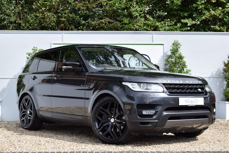 used Land Rover Range Rover Sport SDV6 HSE DYNAMIC (OPENING PAN ROOF + HEAD UP DISPLAY) in cranbrook-common-kent