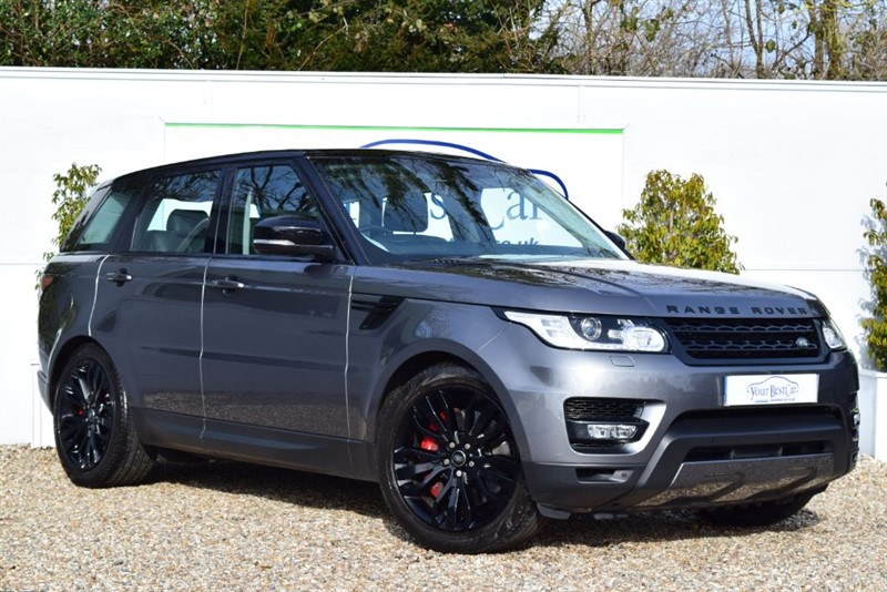 used Land Rover Range Rover Sport SDV6 HSE DYNAMIC (7 SEATS + PAN ROOF + STEALTH PACK) in cranbrook-common-kent