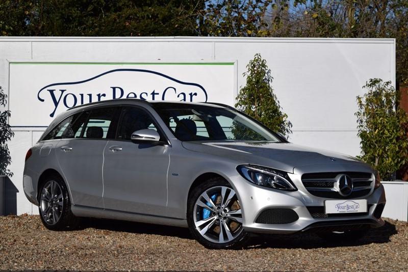 used Mercedes C350 E SPORT PREMIUM (SUNROOF + ZERO TAX) in cranbrook-common-kent