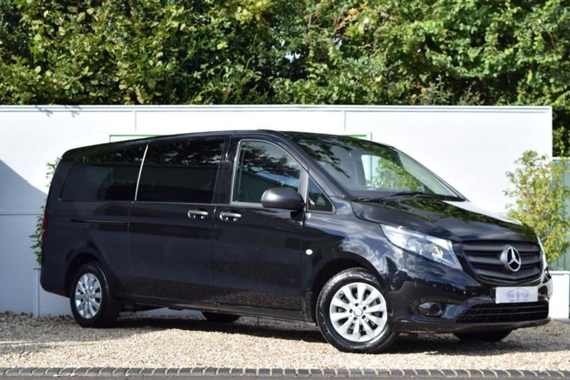 used Mercedes Vito 114 BLUETEC TOURER SELECT in cranbrook-common-kent
