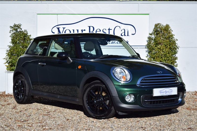 used MINI  COOPER LONDON EDITION (CHILI PACK + PANORAMIC SUNROOF) in cranbrook-common-kent