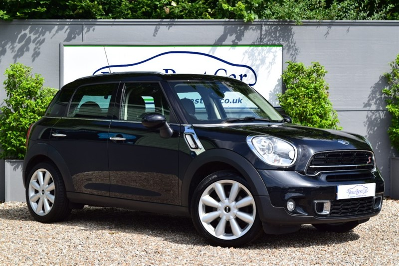 used MINI Countryman COOPER SD in cranbrook-common-kent