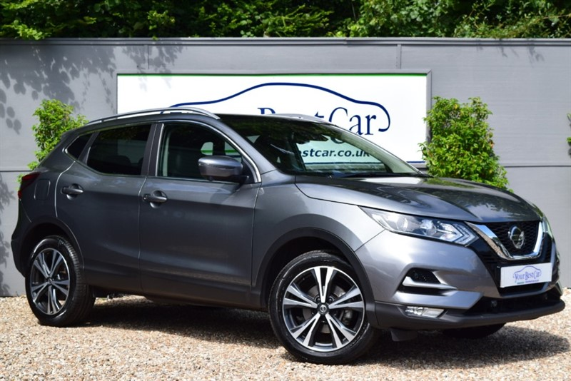 used Nissan Qashqai N-CONNECTA DCI in cranbrook-common-kent