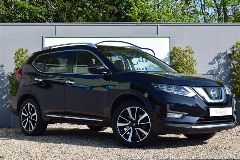 used Nissan X-Trail DCI TEKNA in cranbrook-common-kent