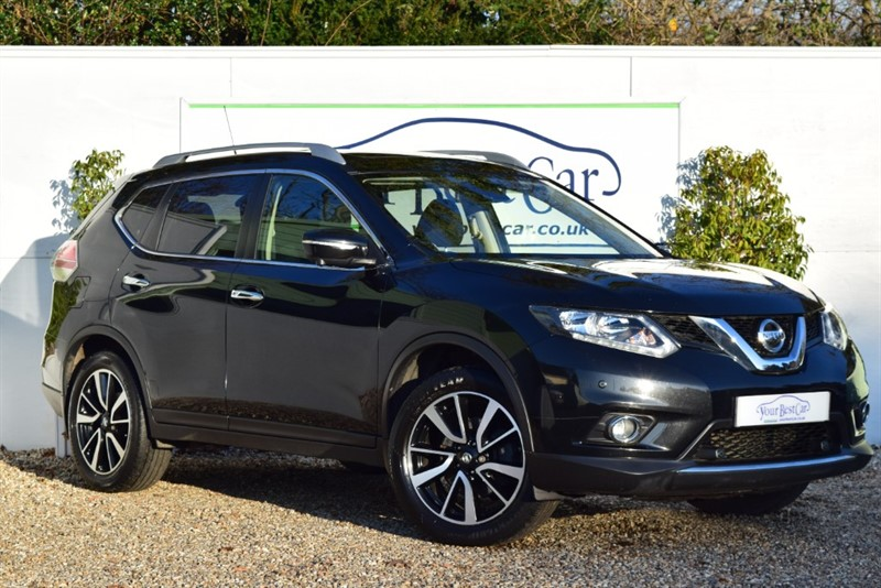 used Nissan X-Trail N-VISION DCI in cranbrook-common-kent