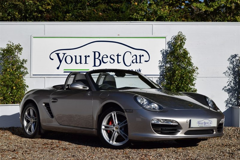 used Porsche Boxster 24V S (2 PRIVATE OWNERS + GEN 2 + PORSCHE SERVICE HISTORY) in cranbrook-common-kent
