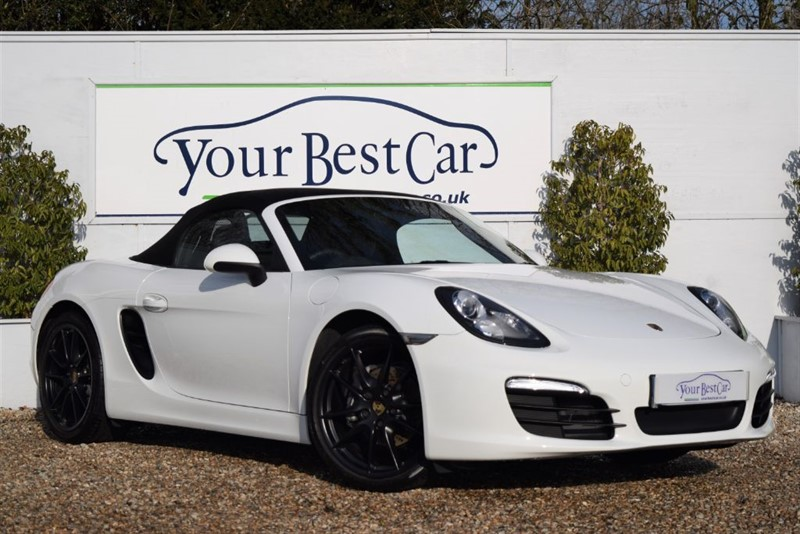 used Porsche Boxster 24V in cranbrook-common-kent