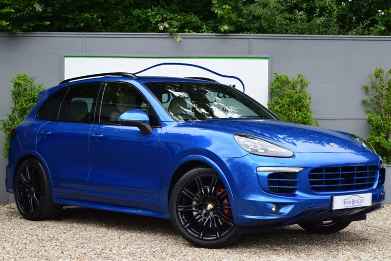 used Porsche Cayenne D V8 S TIPTRONIC S in cranbrook-common-kent