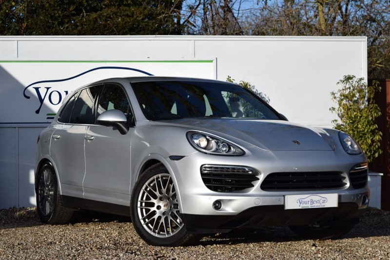 used Porsche Cayenne D V8 S TIPTRONIC S (AIR SUSPENSION + 12K OPTIONS) in cranbrook-common-kent