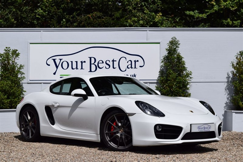 used Porsche Cayman 24V S PDK in cranbrook-common-kent