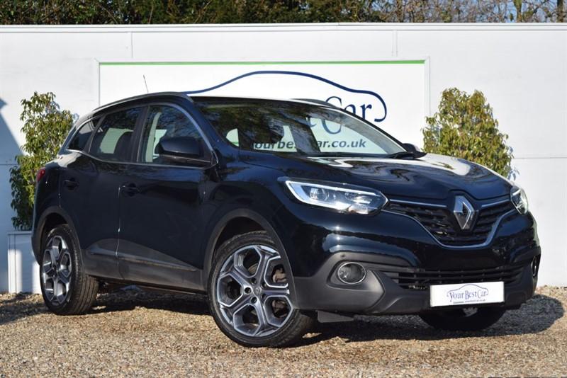 used Renault Kadjar DYNAMIQUE S NAV DCI in cranbrook-common-kent