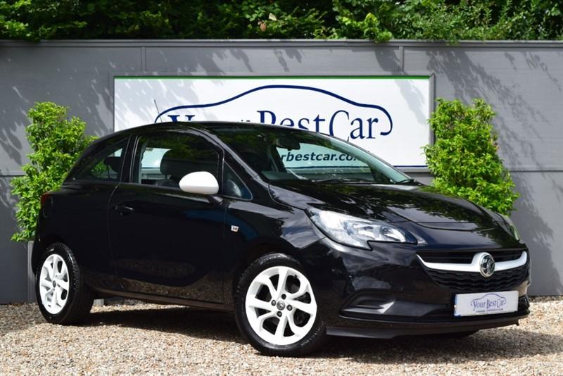 used Vauxhall Corsa STING ECOFLEX in cranbrook-common-kent