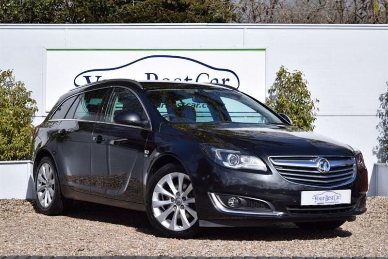 used Vauxhall Insignia ELITE NAV CDTI in cranbrook-common-kent