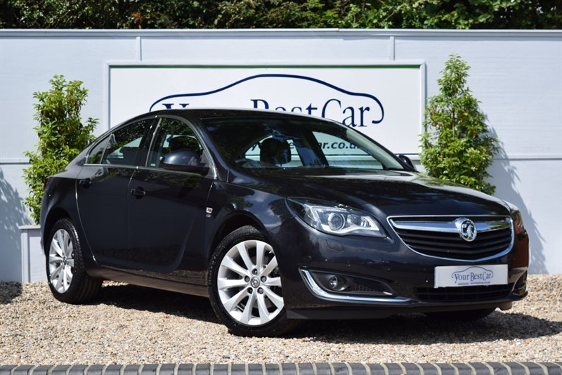 used Vauxhall Insignia ELITE NAV CDTI in cranbrook-common-kent