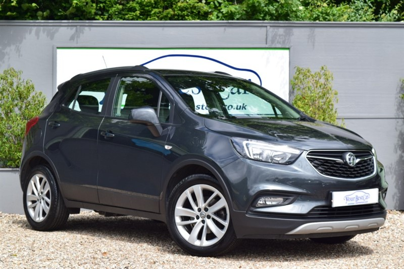 used Vauxhall Mokka X ACTIVE S/S in cranbrook-common-kent