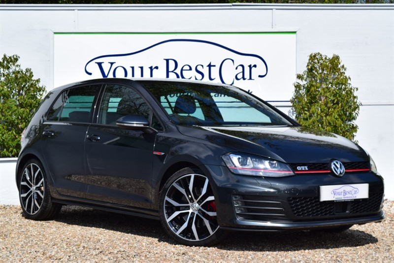 used VW Golf GTI in cranbrook-common-kent