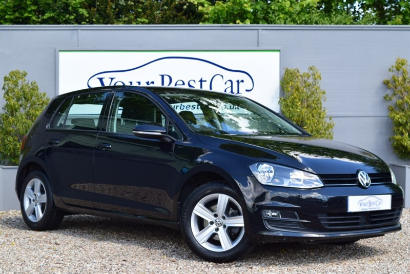 used VW Golf MATCH EDITION TSI DSG BMT in cranbrook-common-kent