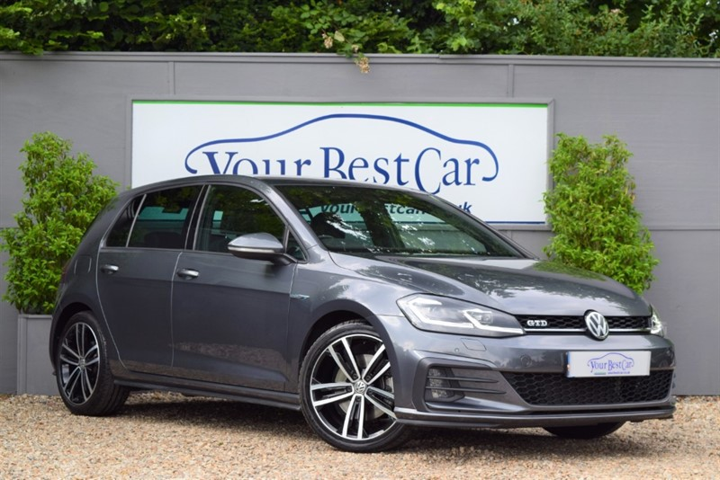 used VW Golf GTD TDI in cranbrook-common-kent