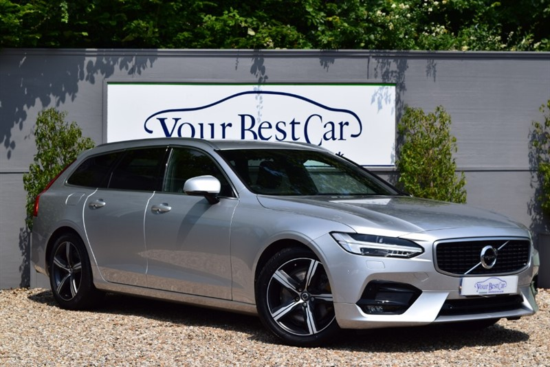 used Volvo V90 D5 POWERPULSE R-DESIGN AWD in cranbrook-common-kent