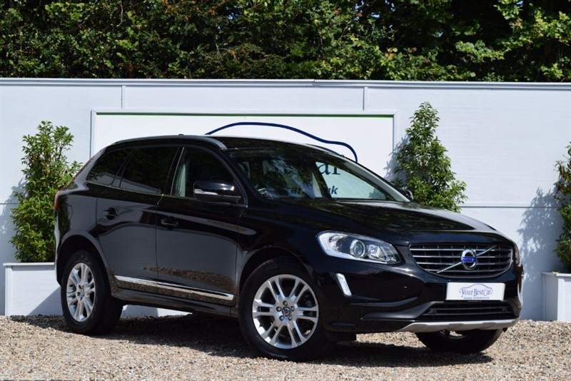 used Volvo XC60 D5 SE LUX NAV AWD in cranbrook-common-kent