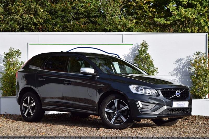 used Volvo XC60 D5 R-DESIGN NAV AWD in cranbrook-common-kent