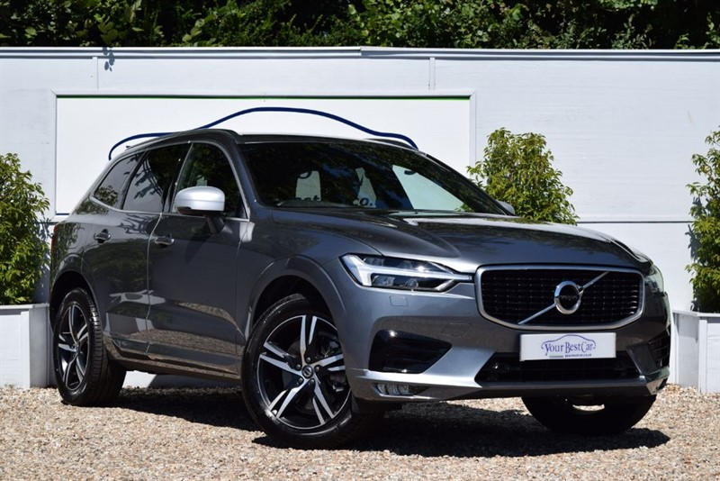 used Volvo XC60 D4 R-DESIGN AWD (WINTER PACK) in cranbrook-common-kent