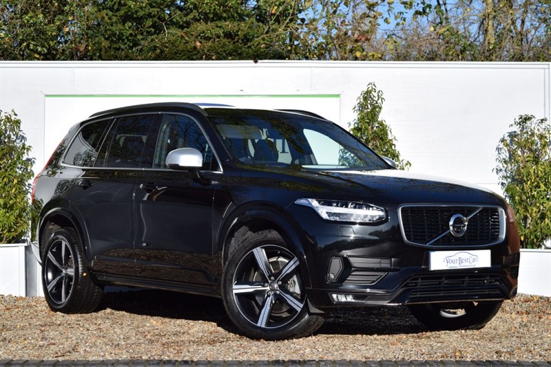 used Volvo XC90 D5 R-DESIGN AWD in cranbrook-common-kent