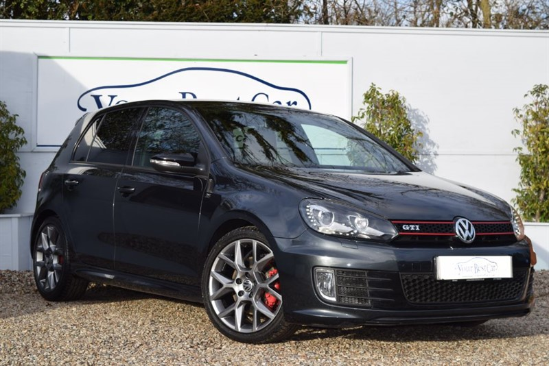 used VW Golf GTI EDITION 35 232bhp (Sat Nav + Heated Leather Seats) in cranbrook-common-kent