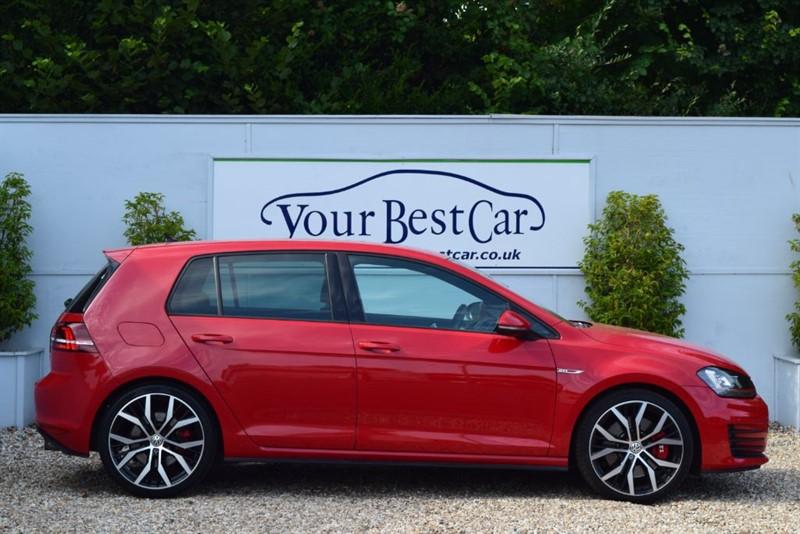 used VW Golf GTI PERFORMANCE DSG (SAT NAV + DYNAUDIO) in cranbrook-common-kent