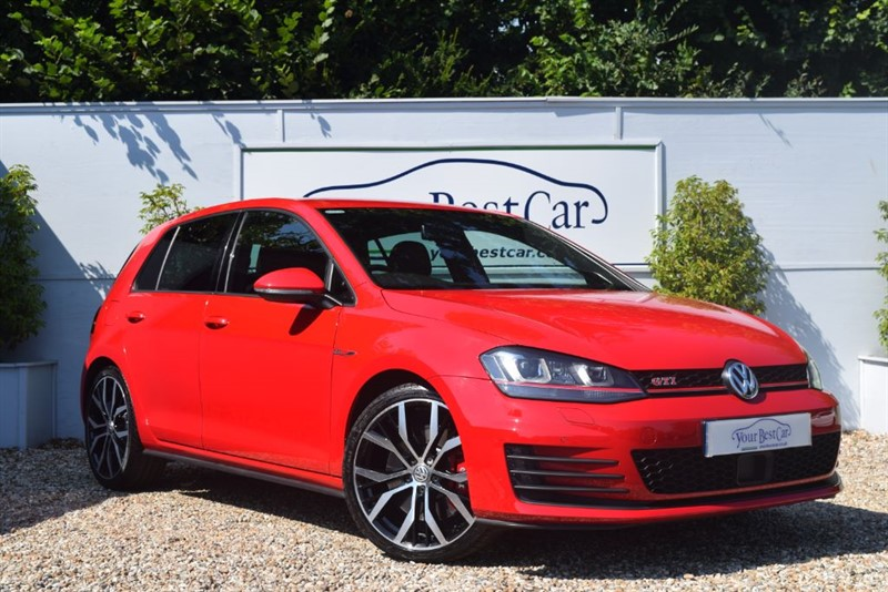 used VW Golf GTI PERFORMANCE DSG (SAT NAV + DYNAUDIO) in cranbrook-common-kent