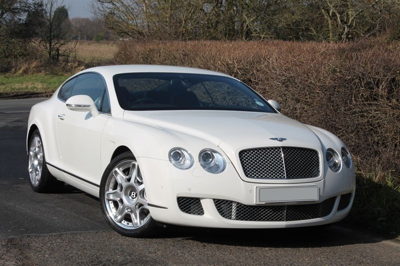 used Bentley Continental GT mulliner 6.0 w12