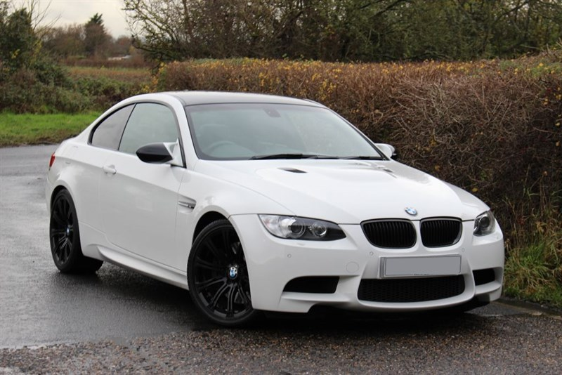 used BMW M3 coupe dct