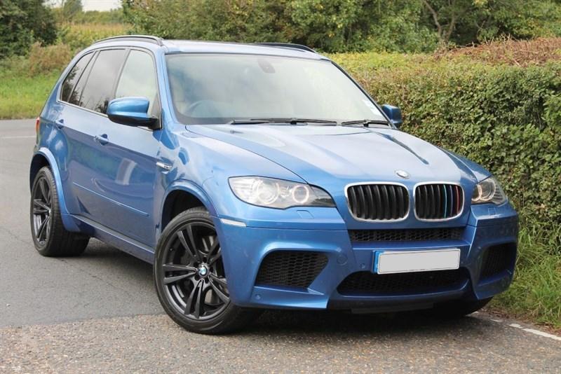 used BMW X5 m sport
