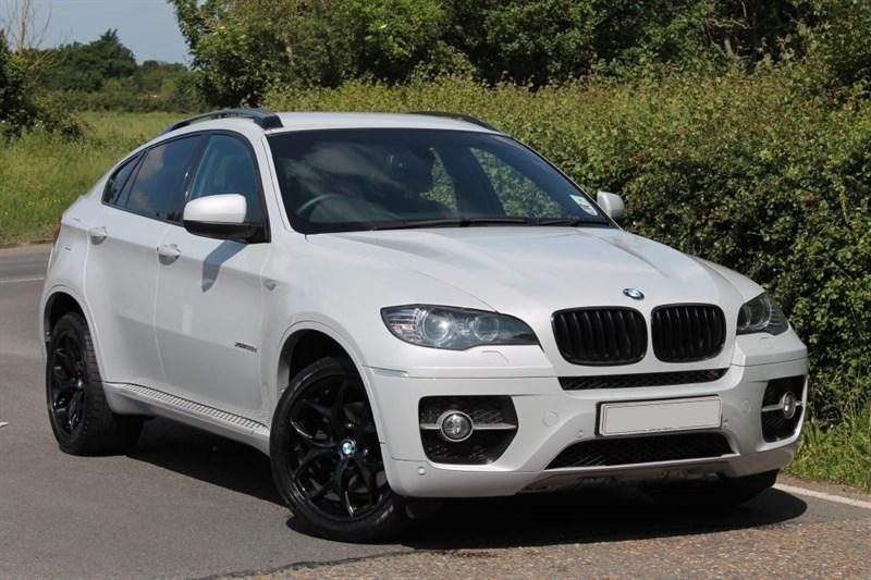 used BMW X6 xdrive35d dynamic media