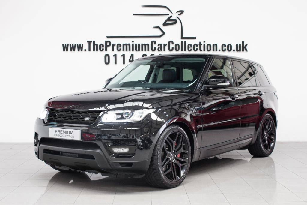 Used Land Rover Range Rover Sport For Sale Sheffield South Yorkshire